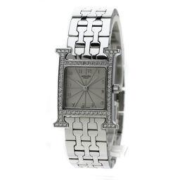 HERMES【エルメス】 HH1.230 腕時計 ステンレス レディース