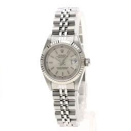 ROLEX【ロレックス】 69174 7705 腕時計 ホワイトゴールド/SS/SS レディース