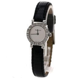 TIFFANY&Co.【ティファニー】 腕時計 シルバー/リザード/リザード レディース