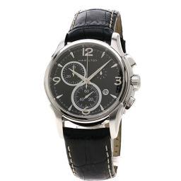 HAMILTON【ハミルトン】 H326120 8125 腕時計 ステンレススチール/レザー/レザー メンズ