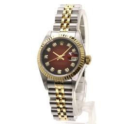 ROLEX【ロレックス】 79173G 腕時計 ステンレス/SSxK18YG/SSxK18YG レディース