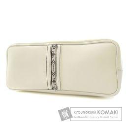 Gianni Versace【ジャンニ・ヴェルサーチ】 化粧ポーチ PVC レディース
