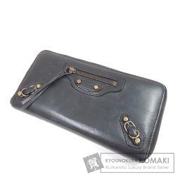 BALENCIAGA【バレンシアガ】 長財布(小銭入れあり) レザー レディース