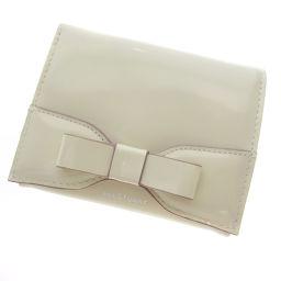 JILLSTUART【ジルスチュアート】 二つ折り財布(小銭入れあり) パテントレザー レディース