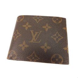 LOUIS VUITTON【ルイ・ヴィトン】 M61675 二つ折り財布(小銭入れあり) モノグラムキャンバス メンズ