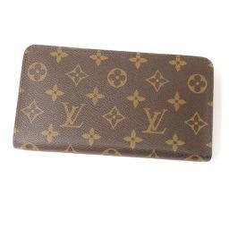 LOUIS VUITTON【ルイ・ヴィトン】 長財布(小銭入れあり) モノグラムキャンバス レディース