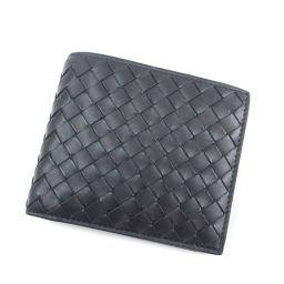 BOTTEGAVENETA【ボッテガヴェネタ】 二つ折り財布(小銭入れあり) レザー レディース