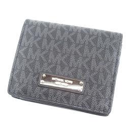 Michael Kors【マイケルコース】 二つ折り財布(小銭入れあり) PVC レディース
