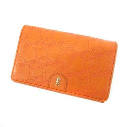 Roberta di Camerino【ロベルタ・ディ・カメリーノ】 二つ折り財布(小銭入れあり) レザー レディース