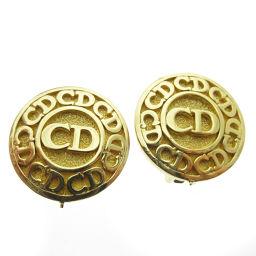 Christian Dior【クリスチャンディオール】 イヤリング 金属製 レディース