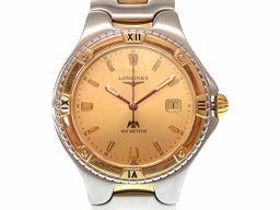 LONGINES【ロンジン】 L3 612 3 腕時計 ステンレススチール/ステンレススチール メンズ