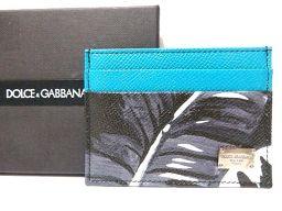 DOLCE&GABBANA【ドルチェアンドガッバーナ】 BP0330 カードケース レザー/レザー ユニセックス