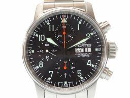 FORTIS【フォルティス】 597.11.141.1 プロフェッショナル 腕時計 ステンレススチール/ステンレススチール メンズ
