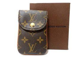 LOUIS VUITTON【ルイ・ヴィトン】 M66546 モノグラム カードケース レザー/レザー ユニセックス
