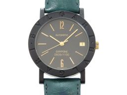 BVLGARI【ブルガリ】 7800 日本 1100本限定 腕時計 /カーボン レディース