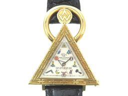 WALTHAM【ウォルサム】 腕時計 K18イエローゴールド/K18イエローゴールド メンズ