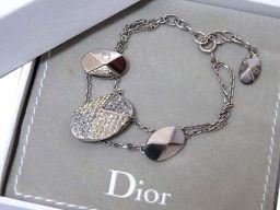 Christian Dior【クリスチャンディオール】 ブレスレット /メタル ユニセックス