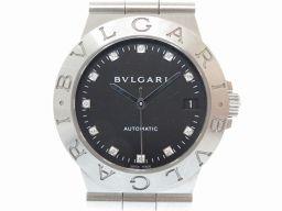 BVLGARI【ブルガリ】 LCV35S 腕時計 ステンレススチール/ステンレススチール メンズ