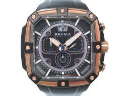 BRERA OROLOGI【ブレラオロロジ】 BRSS2C4603 腕時計 ステンレススチール/ラバー メンズ