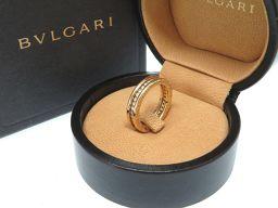 BVLGARI【ブルガリ】 リング・指輪 K18イエローゴールド/ダイヤモンド/ダイヤモンド ユニセックス