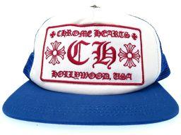 CHROME HEARTS【クロムハーツ】 帽子 ポリエステル/ナイロン/ポリエステル メンズ
