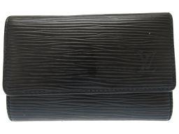 LOUIS VUITTON【ルイ・ヴィトン】 M63812 キーケース エピレザー/エピ メンズ