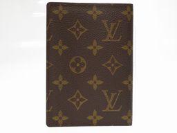LOUIS VUITTON【ルイ・ヴィトン】 M60178 モノグラム 手帳カバー モノグラムキャンバス/モノグラムキャンバス レディース