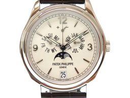 PATEK PHILIPPE【パテックフィリップ】 5146G ジュネーブ 腕時計 K18ホワイトゴールド/K18ホワイトゴールド メンズ