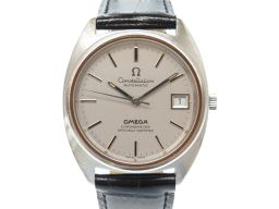 OMEGA【オメガ】 7653 ジェラルドジェンタケース 腕時計 ステンレススチール/ステンレススチール メンズ