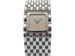 CARTIER【カルティエ】 パンテール 腕時計 ステンレススチール/ステンレススチール レディース