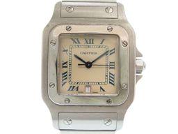 CARTIER【カルティエ】 腕時計 ステンレススチール メンズ