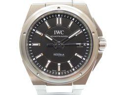 IWC【インターナショナルウォッチカンパニー】 IW323902 7532 腕時計 ステンレススチール/ステンレススチール メンズ