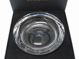 BVLGARI【ブルガリ】 アッシュトレイ オブジェ ガラス/ガラス レディース