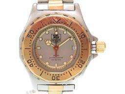 TAG HEUER【タグホイヤー】 934.208 7825 腕時計 ステンレススチール/ステンレススチール レディース