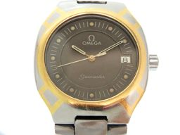 OMEGA【オメガ】 シーマスター 腕時計 ステンレススチール/ステンレススチール メンズ