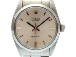 ROLEX【ロレックス】 6426 腕時計 ステンレススチール/ステンレススチール メンズ