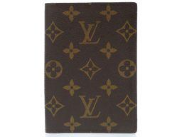LOUIS VUITTON【ルイ・ヴィトン】 M60178 モノグラム パスケース モノグラムキャンバス/モノグラムキャンバス レディース