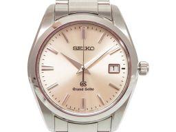 SEIKO【セイコー】 SBGX063 9F62-0AB0 腕時計 ステンレススチール/ステンレススチール メンズ