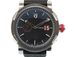Romain Jerome【ロマン・ジェローム】 腕時計 ステンレススチール/レザー メンズ