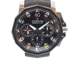 CORUM【コルム】 986.691.11 腕時計 ステンレススチール/ラバー メンズ
