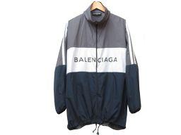 BALENCIAGA【バレンシアガ】 ナイロンジャケット コットン/コットン メンズ
