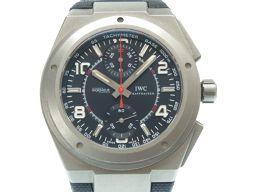 IWC【インターナショナルウォッチカンパニー】 IW372504 メルセデスAMG 腕時計 チタン/チタン メンズ