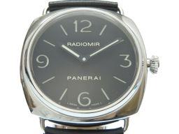 PANERAI【パネライ】 PAM00210 腕時計 ステンレススチール/8L0012EOG6 メンズ