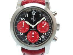 GIRARD PERREGAUX【ジラール・ペルゴ】 86028 腕時計 ステンレススチール/ステンレススチール メンズ