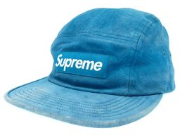 Supreme【シュプリーム】 帽子 レザー/レザー メンズ