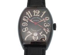 FRANCK MULLER【フランクミュラー】 6850CDTNR RED CASA VICTORY/レッドカサ ビクトリー 腕時計 ステンレススチール/ステンレススチール メンズ