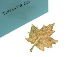 TIFFANY&Co.【ティファニー】 ブローチ K18イエローゴールド/750 ユニセックス