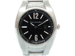 BVLGARI【ブルガリ】 EG30S 7563 腕時計 ステンレススチール/ステンレススチール レディース