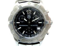 TAG HEUER【タグホイヤー】 CN1110 プロフェッショナル 腕時計 ステンレススチール/ステンレススチール メンズ