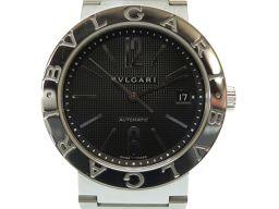 BVLGARI【ブルガリ】 BB38SS 7820 新型 腕時計 ステンレススチール/ステンレススチール メンズ